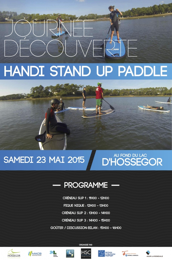 Standi-up-paddle