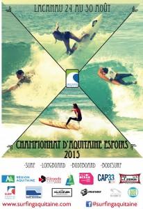 Championnats Aquitaine Espoirs 2015