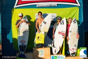 Podium Surf Minime