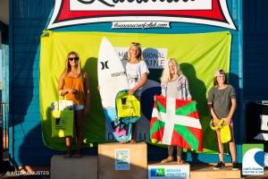 Podium surf ondine Minime