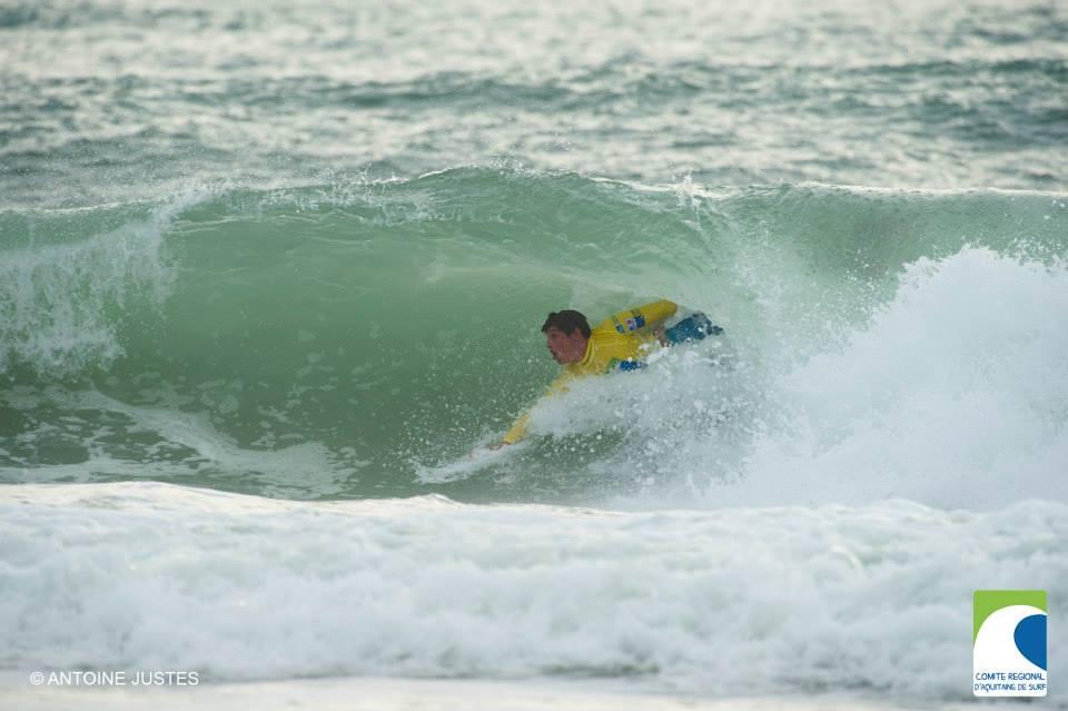 body surf