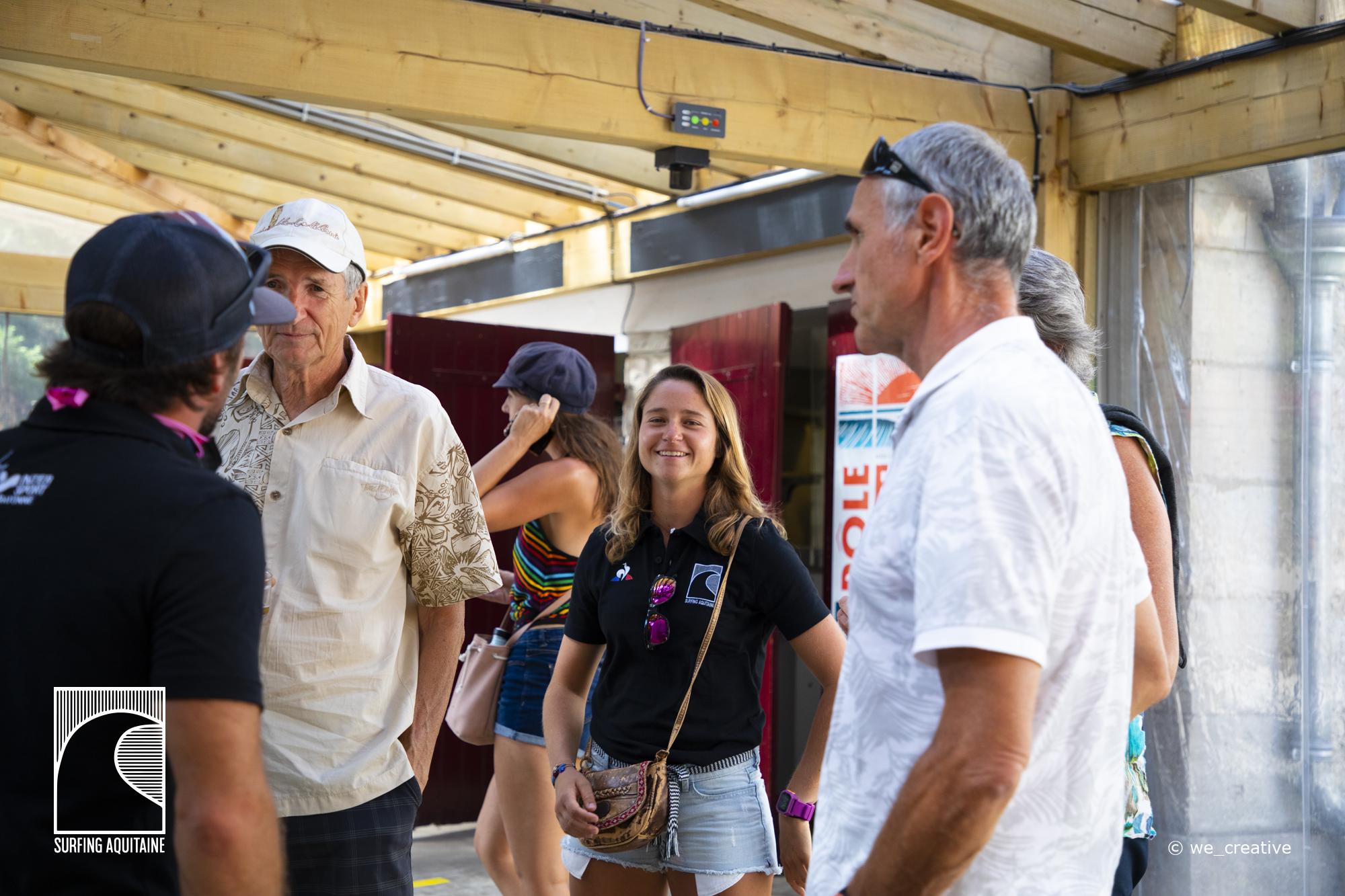 photographié par Antoine Justes, le 22/08/2020, à Jo & Joe, à Hossegor. © Antoine Justes - 2020